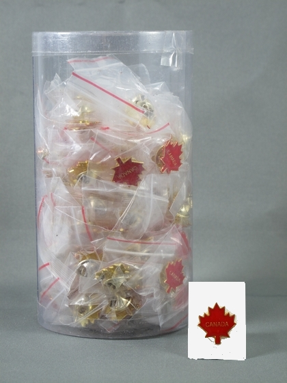 Canada Small Maple leaf Pins 1 5x1 5cm|Select gifts